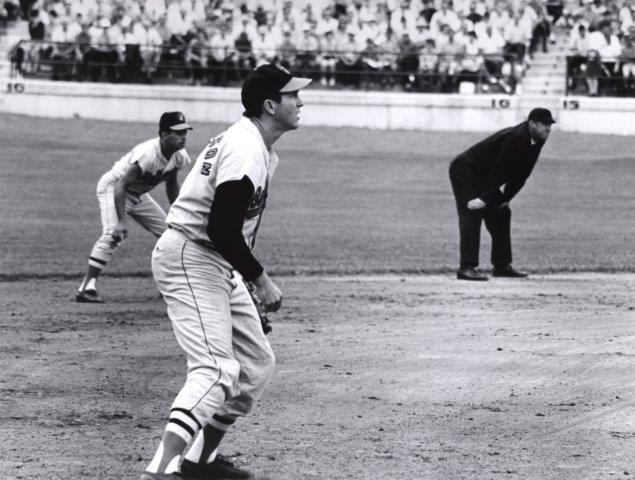 Brooks Robinson, Luis Aparicio, 1967