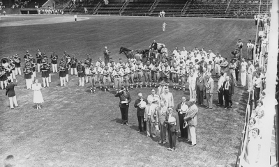 Minor League Day - July 9 1939
