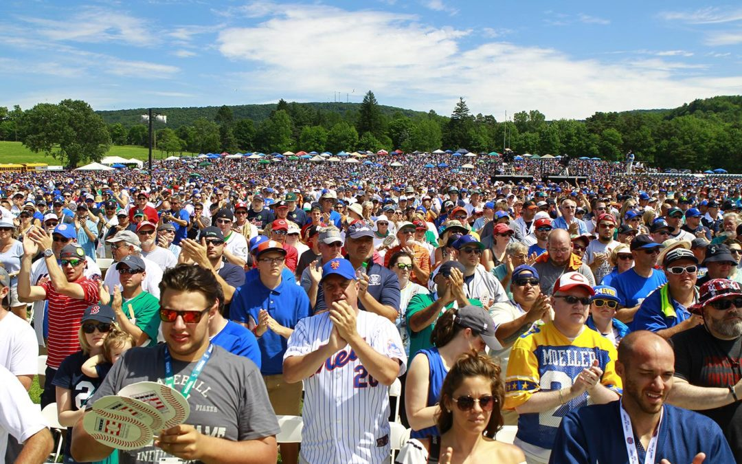 HALL OF FAME WEEKEND TO FEATURE INDUCTIONS OF CLASS OF 2020 JULY 24-27 IN COOPERSTOWN